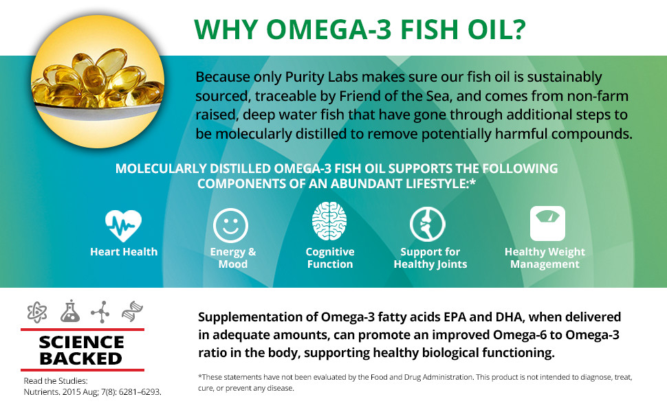 Purity labs fish oil