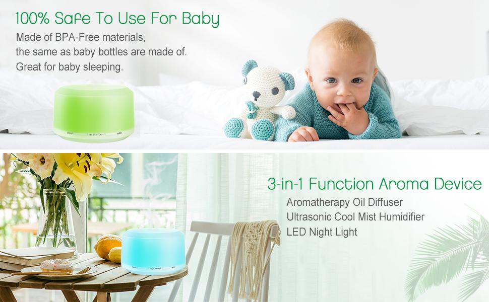 baby diffuser