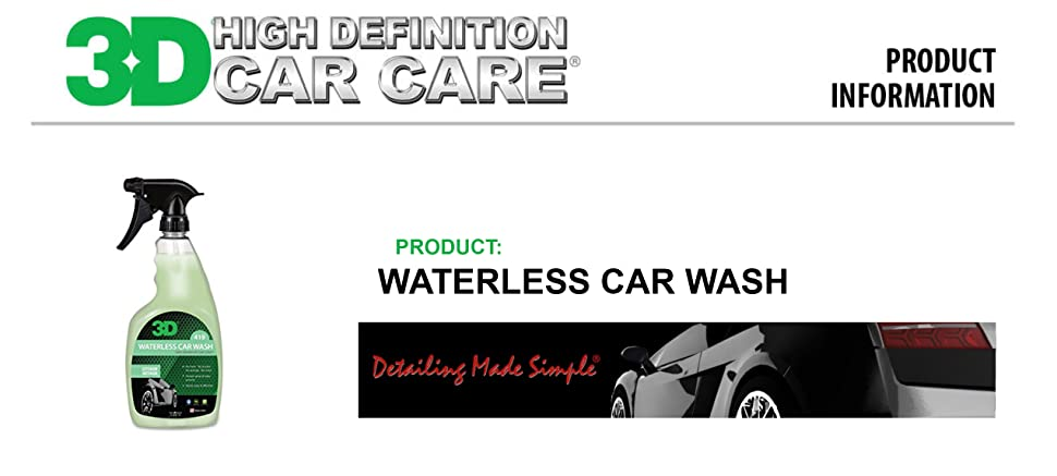 Environmentally Friendly Car Wash Soap