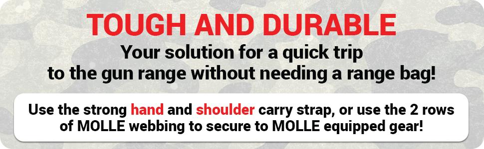 molle pistol magazine pouch, double magazine pouch, tactical magazine pouch