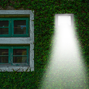 Solar Lights Effect