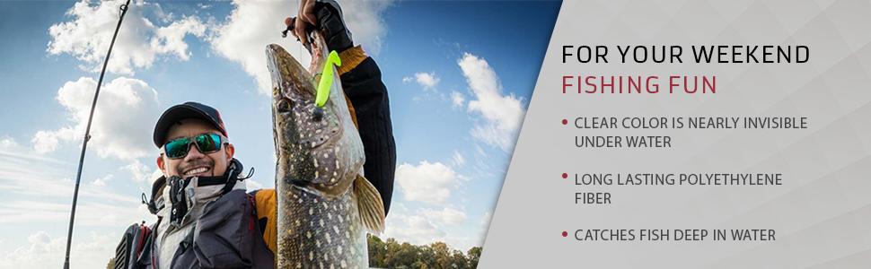 STRIKEBAIT Fluorocarbon Fishing Line