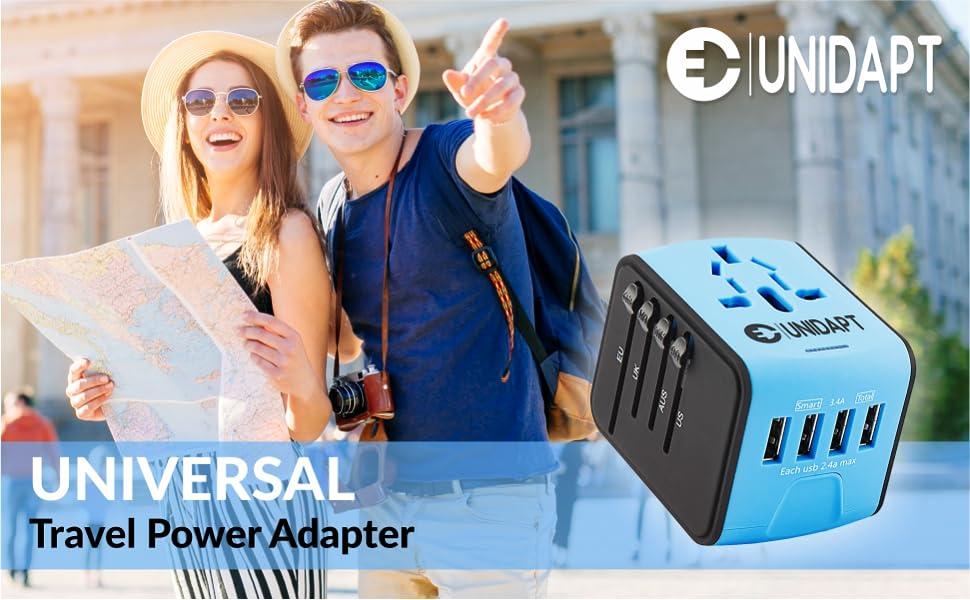 universal travel power adapter