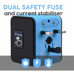 dual safety fuse