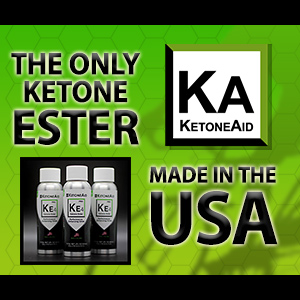 Made in the USA Ketogenic drink