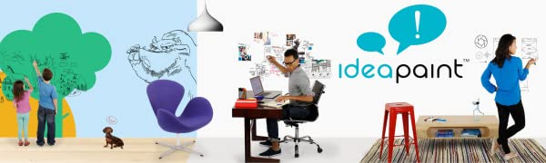 IdeaPaint HOME Banner