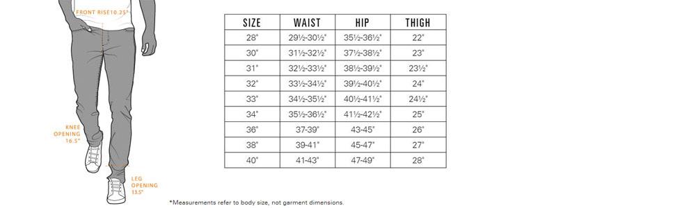 Slim Fit Guide