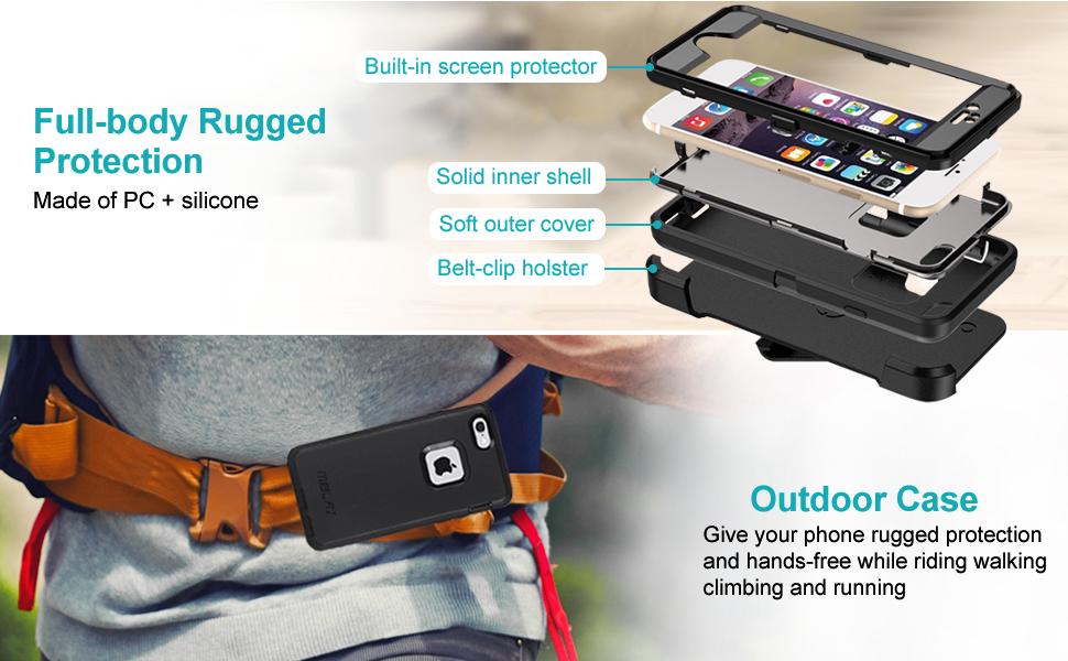 iPhone 6/6s Defender Case