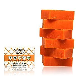 Antifungal Bar Soap 6-Pack