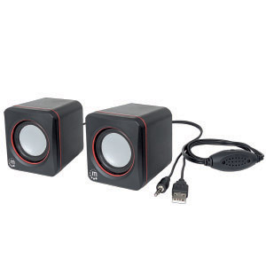 Left and Right Speakers