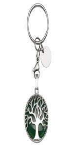 Amazon.com: CrystalTears Árbol de la Vida Llavero ...