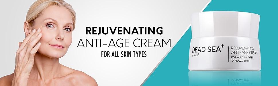 AVANI Dead sea, minerals, salts, nutrients, anti-age, lotions, creams