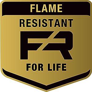 Flame Resistant Face Masks, Shirts, Pants, etc.