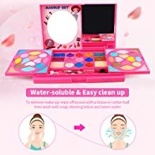 Made of high quality nontoxic and washable ingredients!