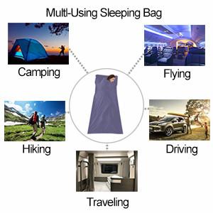 sleep bag liner