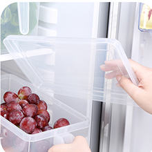 produce saver with anti-dust lid to keep produce clean and fresh