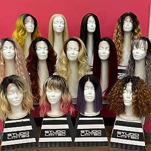 Wig Display