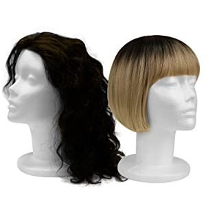 Wig Styrofoam Head