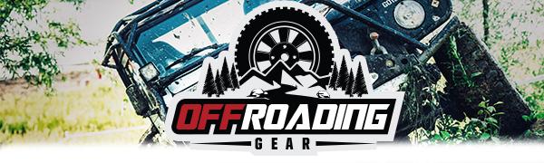 offroading gear logo