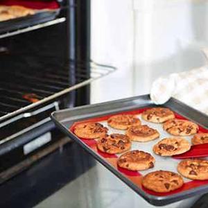 macaron baking mat