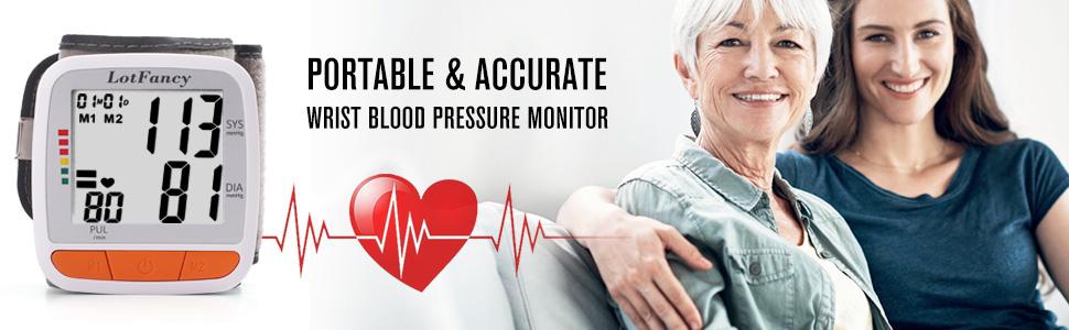 blood prresure monitor
