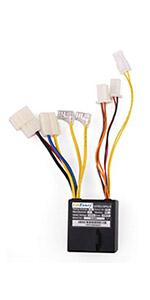 razor control module