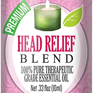Head Relief Blend Essential Oil