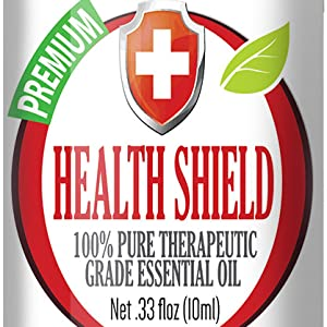 Health Shield Blend Essential OIls