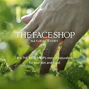 the face shop history natural