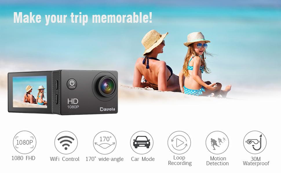 under water video camera waterproof