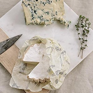 Abeego is ideal for wrapping various hard and soft cheeses.