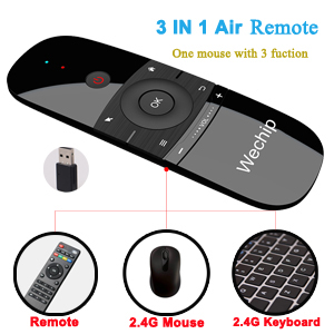 3-in-1 Air Remote