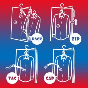 vacuum sealer bags clothes