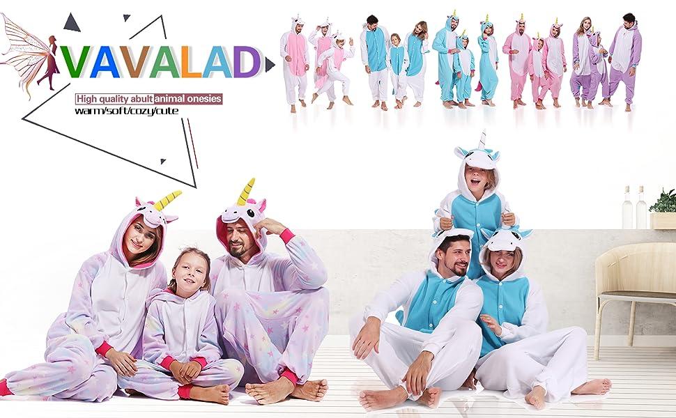 b1b4091881 Unicorn Onesie Adult Pajamas Animal Cosplay Unisex Halloween Costume Hoodie  Outfit For Women Men. UNICORN one piece ...