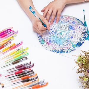 drawing pens