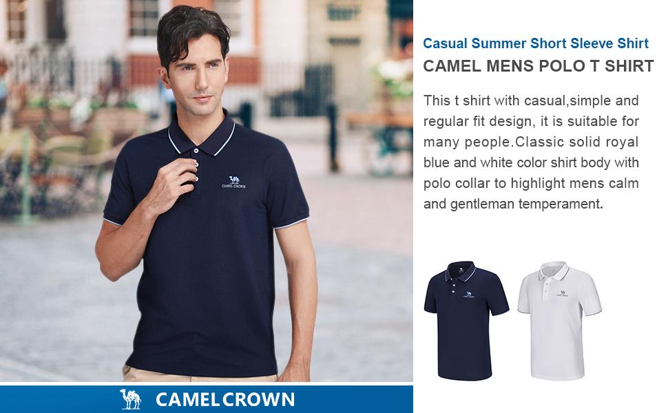 Free Postage!! Size XS to XXXXL Mens Royal Blue Polyester//Cotton Polo Shirt