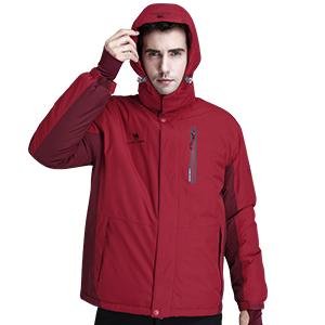 mens rain coat