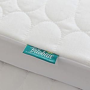 toddler mattress pad