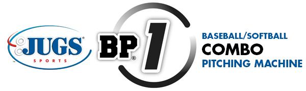 JUGS BP1 Combo pitching machine for baseball and softball