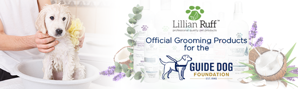 grooming products for dogs