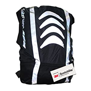 c485855e2056 Amazon.com   Salzmann 3M Scotchlite Reflective Backpack Rucksack ...
