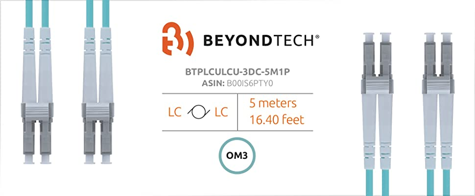 Amazon.com: Beyondtech PureOptics Cable Series - Cable de ...