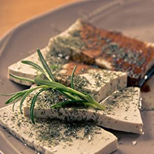 pistachio tofy