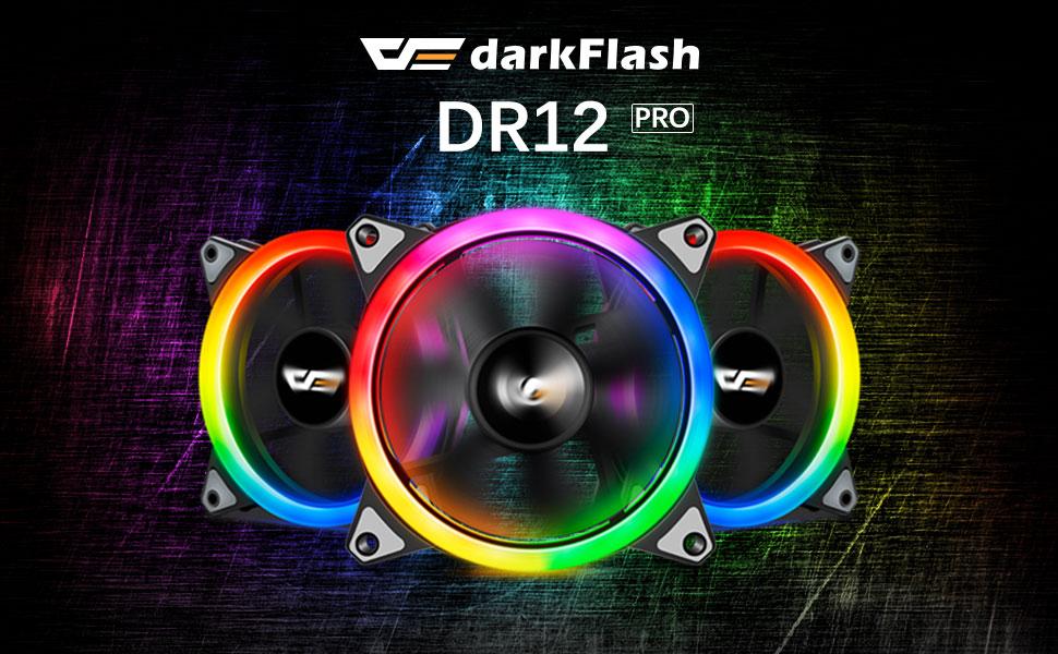 Industrial Electrical darkFlash Aurora DR12 Pro 3-Pack