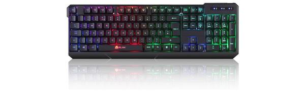 klim gaming wireless keyboard keybaord
