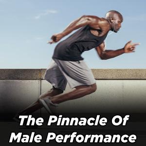 male testosterone running