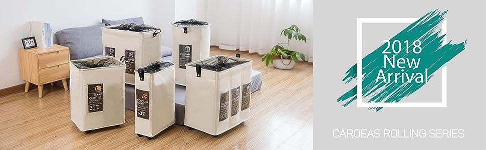 caroeas laundry basket laundry hamper