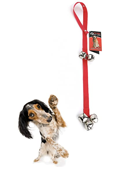 Amazon Primal Pet Gear Dog Bells For Potty Training Your Puppy