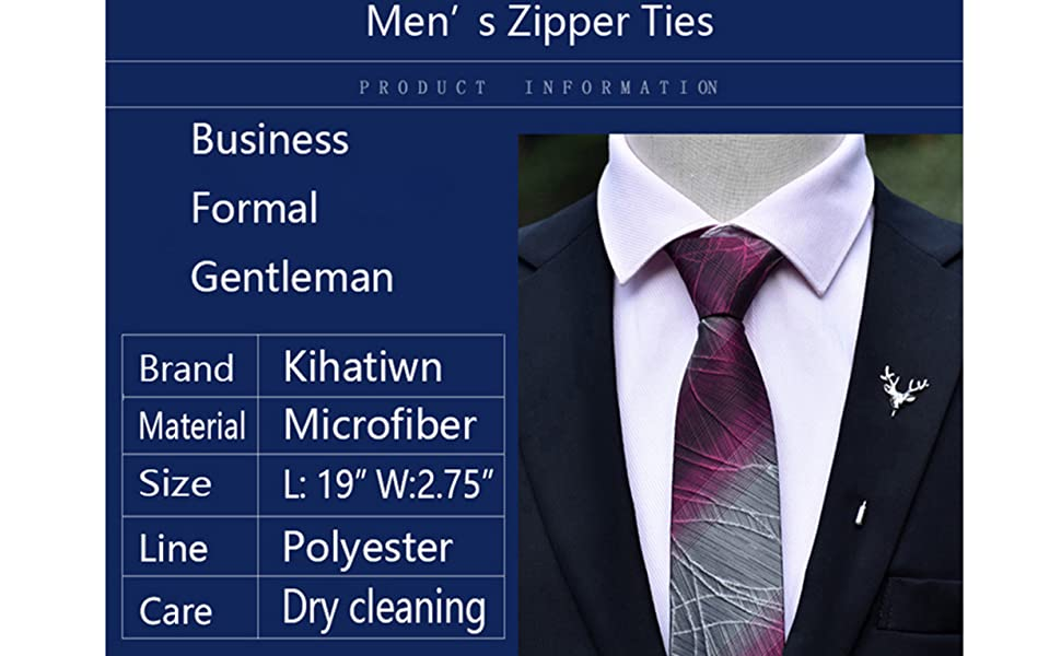 Formal Necktie for Men Boys Skinny Solid Ties for Uniform Suit Shirts Ideal Gift