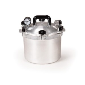 All American Pressure Cooker Canner Canning Pint 941 921 quart standard jar large wide mouth